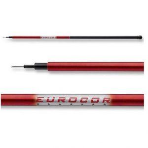 Cormoran Eurocor Tele Pole beringte Stippe 4m