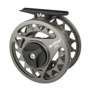 DAM Quick G-Fly Fliegenrolle 5/6