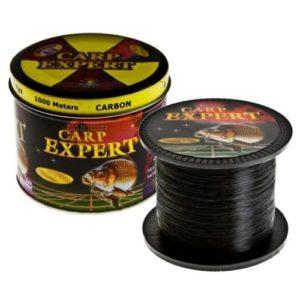 Carp Expert Carbon 1000m – perfekte Karpfenschnur