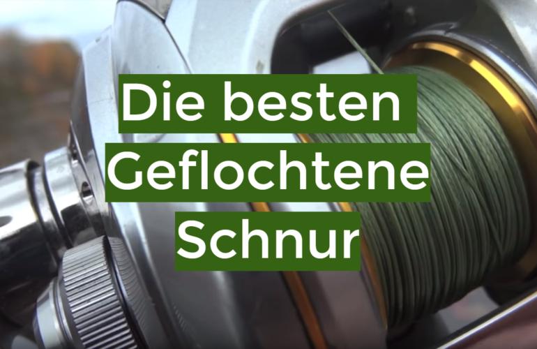 Geflochtene Schnur Test 2019: Die besten 10 Geflochtene Schnur im Vergleich