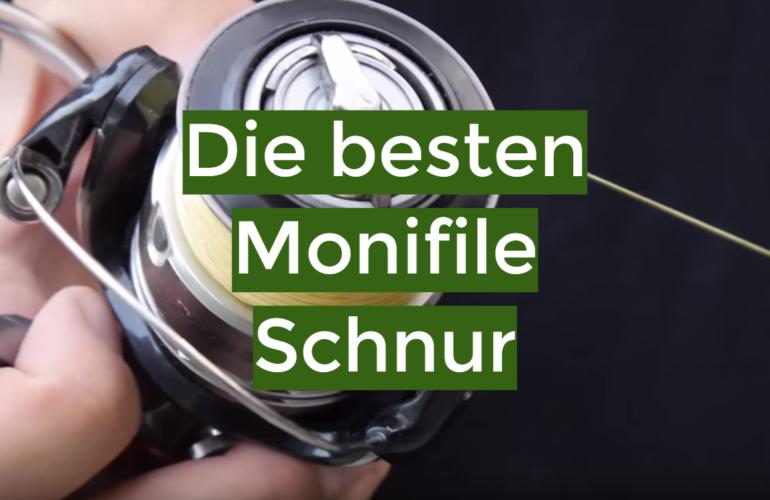 Monofile Schnur Test 2020: Die besten 10 Monofile Schnur im Vergleich