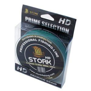 Stork HD, 4-Fach Geflochtene Angelschnur