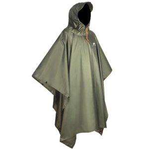 Anyoo Leichter Wasserdichter Regenjacken Wiederverwendbar Ripstop Atmungsaktiver Mehrzweck Regenmantel