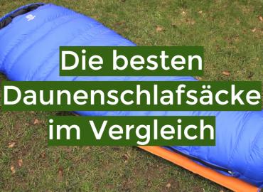 Daunenschlafsack Test 2020: Die besten 5 Daunenschlafsäcke im Vergleich