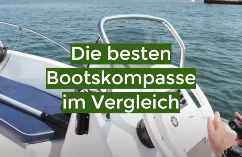 Bootskompass Test 2021: Die besten 5 Bootskompasse im Vergleich