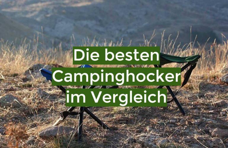 Campinghocker Test 2021: Die besten 5 Campinghocker im Vergleich